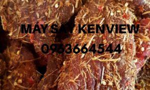 Máy sấy thực phẩm, khô bò, khô heo, khô gà, thịt sấy giá rẻ 0963664544