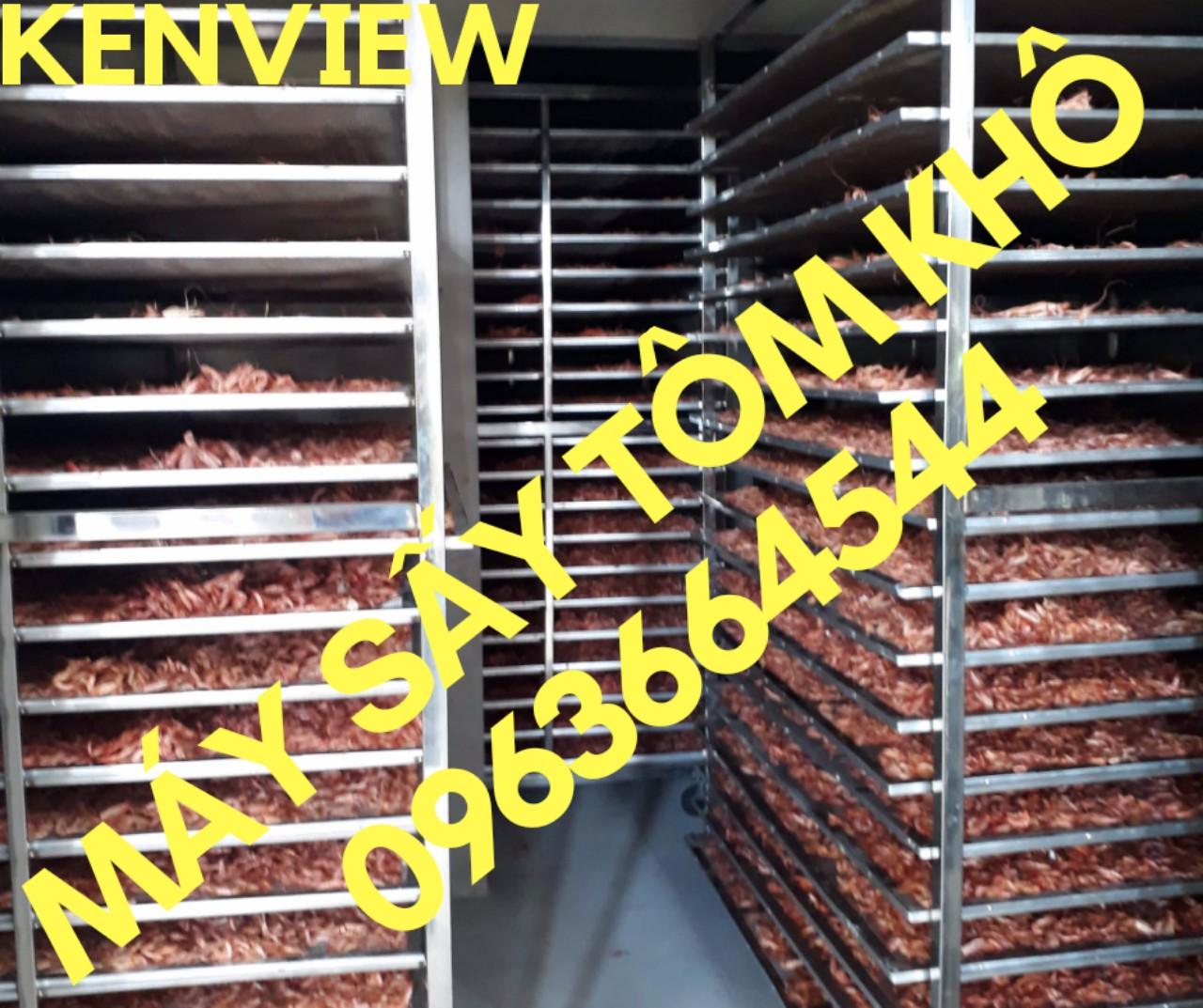 Máy sấy tôm khô, máy sấy hải sản 0963664544